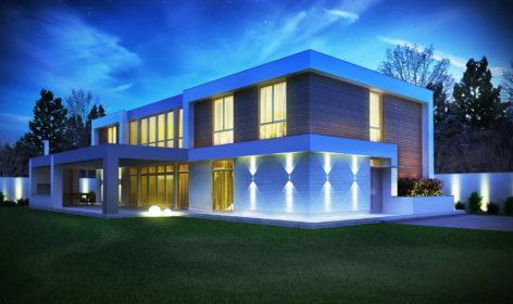 проект  коттеджей и домов