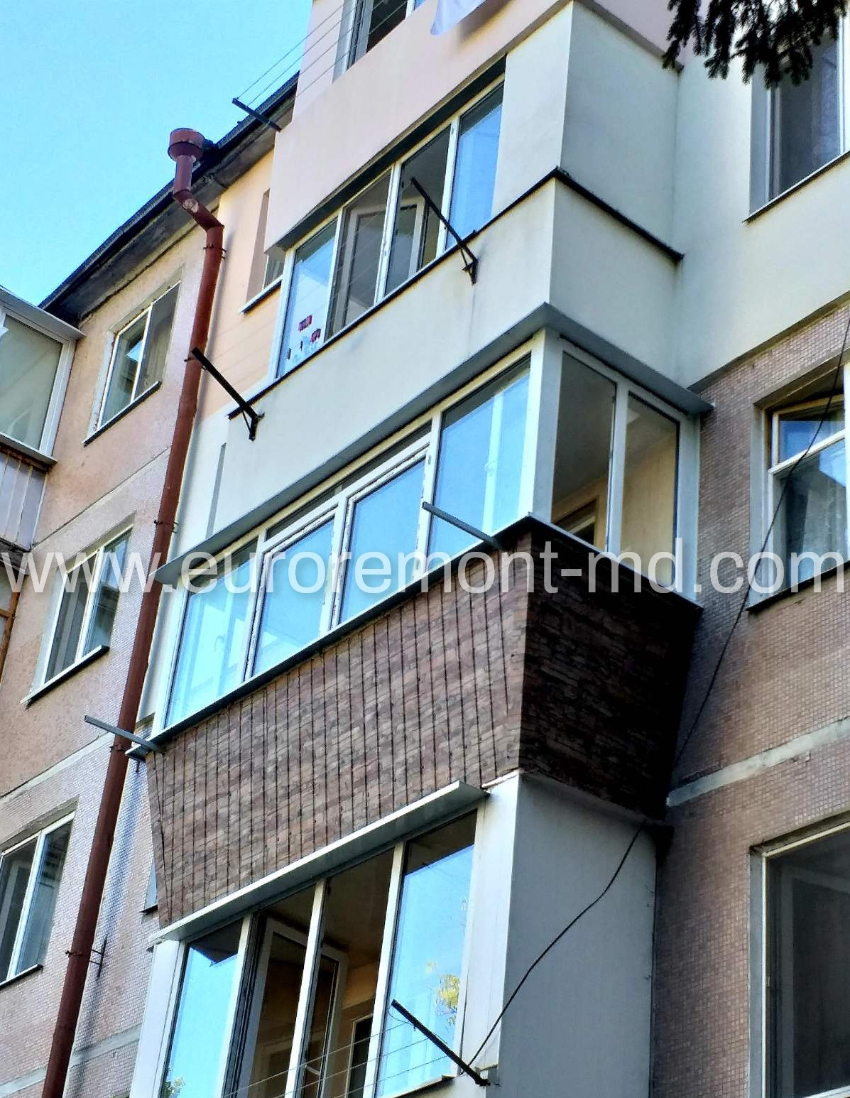Балкон кишинев