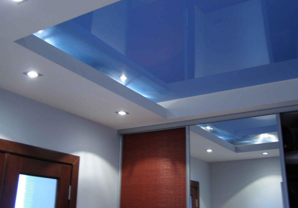 Натяжной потолок или из гипсокартона?