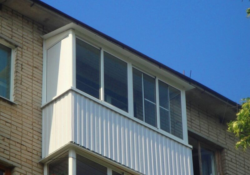 Балконы под ключ в Кишинёве