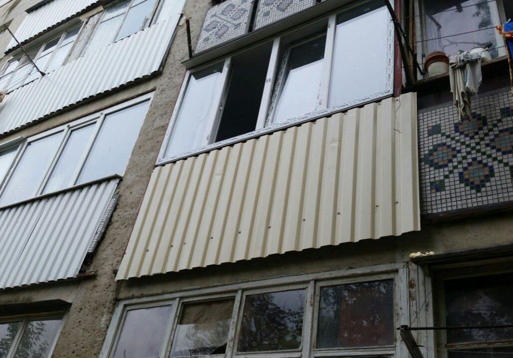 Балконы в кишинёве 9
