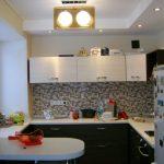 Кухни большие — ремонт в Тирасполе (ПМР)