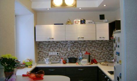 кухни в Кишинёве маленькие