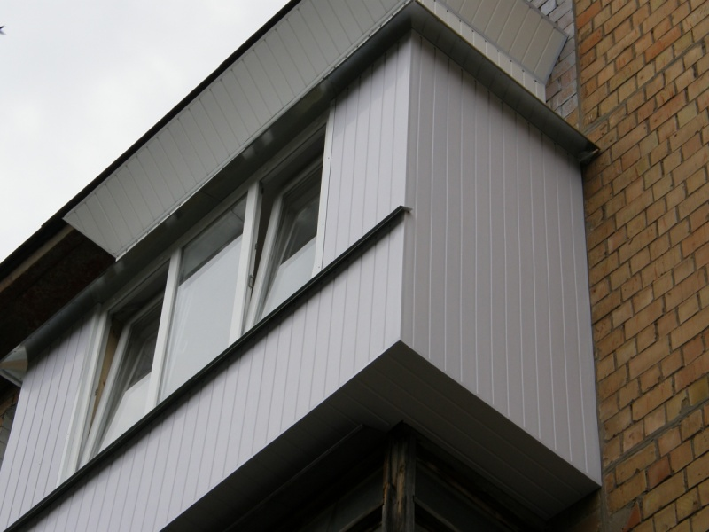 вагонка балконы