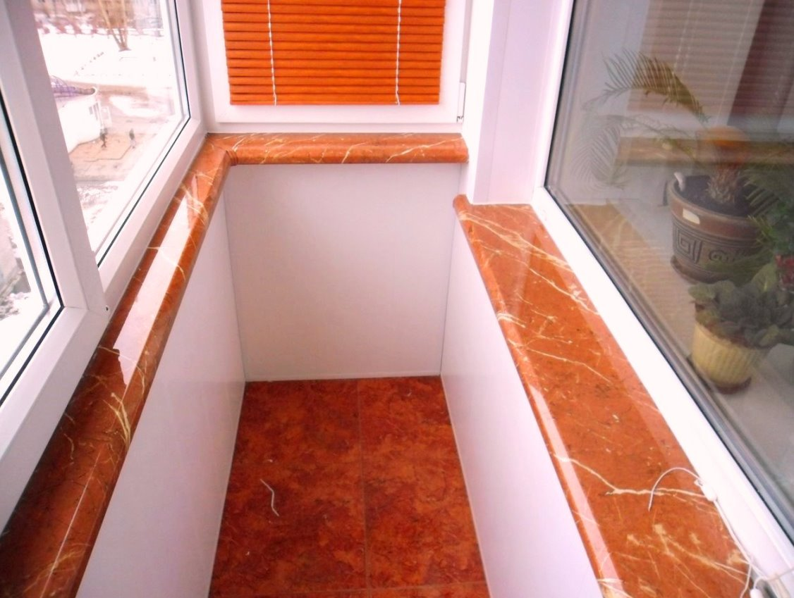 отделка балконов Кишинёв
