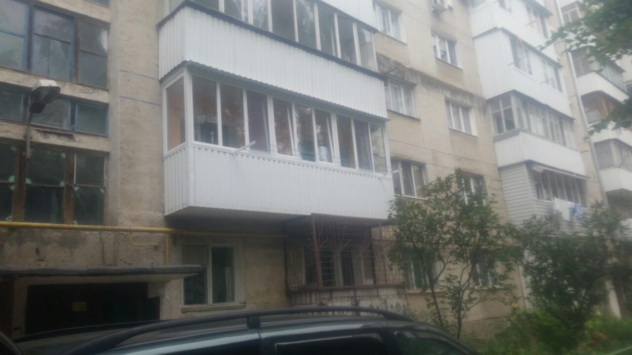 Балконы в кишинёве 5