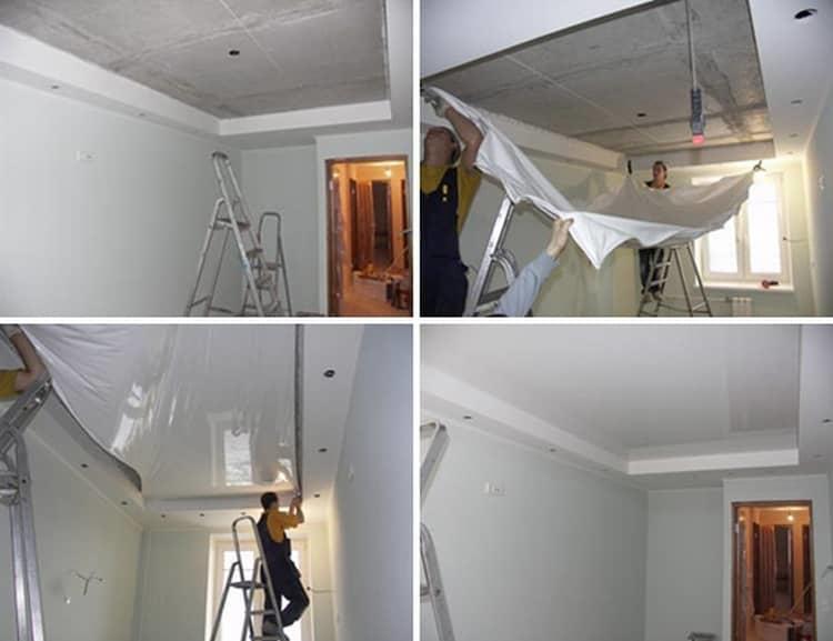 натяжные-потолки-фото-до-и-после