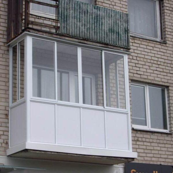 Францезкий балкон в Кишинёве